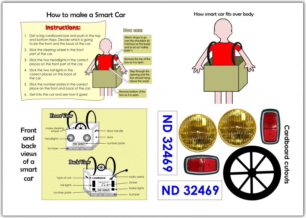 Activitysmart car small