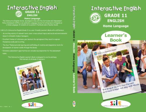 Grade 11 – Learner's Book – H.L.
