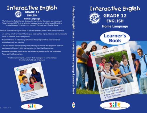 Grade 12 – Learner's Book – H.L.