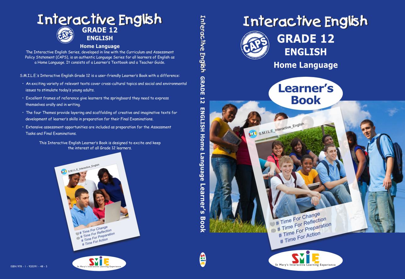 Grade 12 - Learner's Book