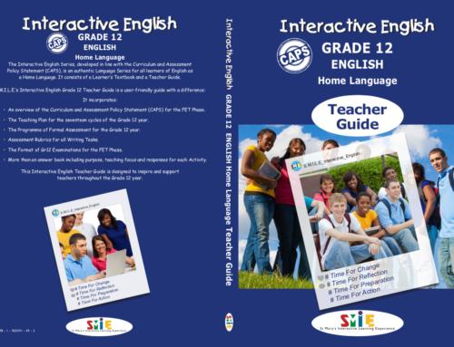 Grade 12 – Teacher Guide – H.L.