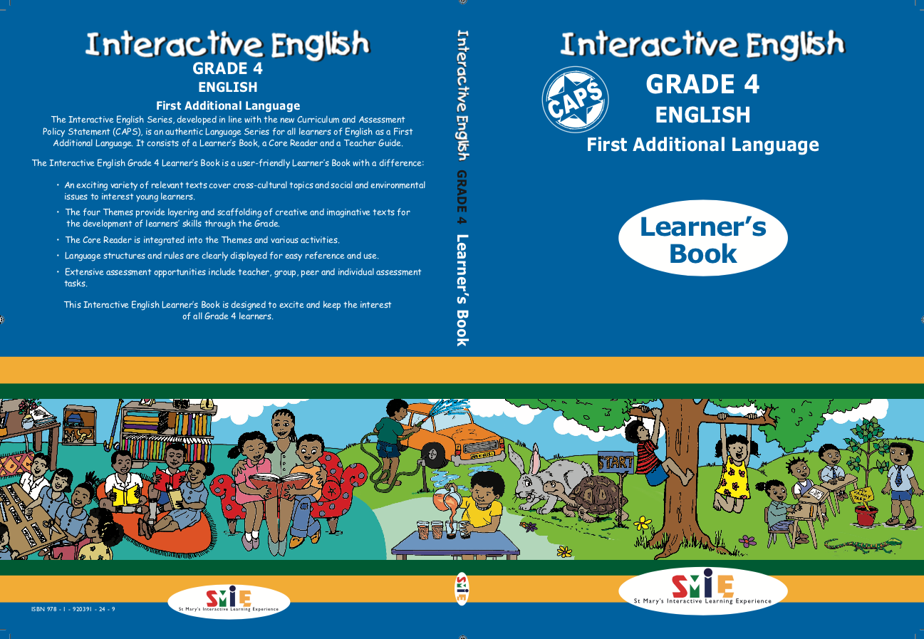 Grade 4 - Learner's Book - First Additional Language