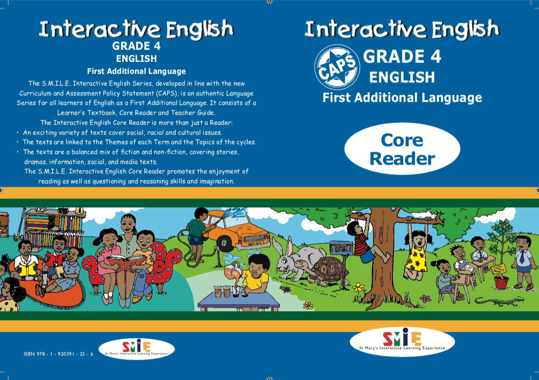 Grade 4 - Core Reader - First Additional Language