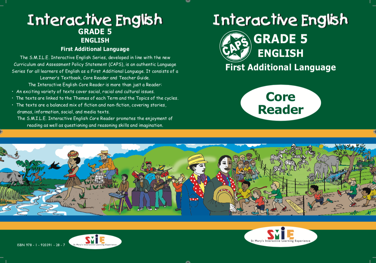 Grade 5 - Core Reader - First Additional Language