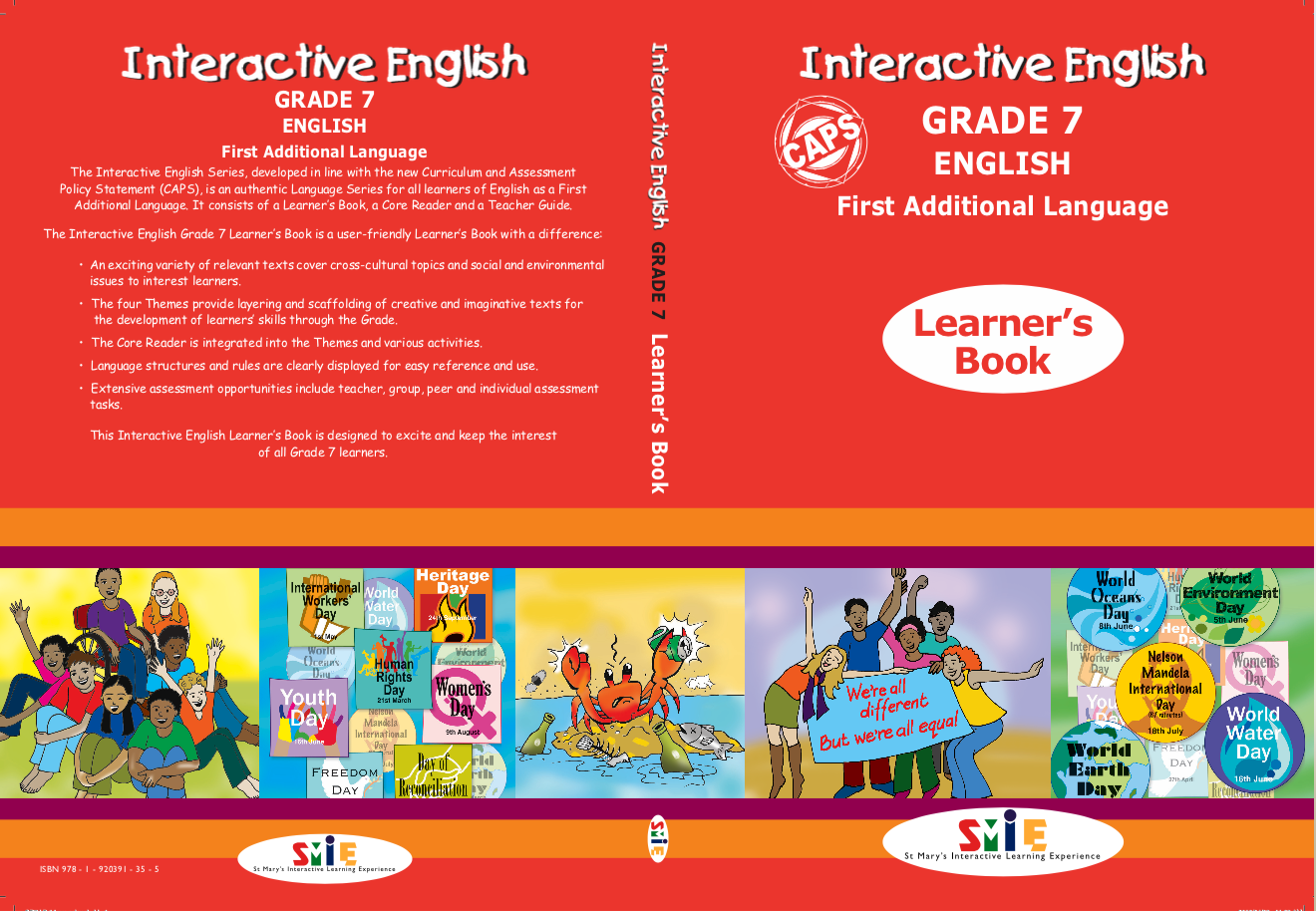 Grade 7 – Learner's Book – First Additional Language