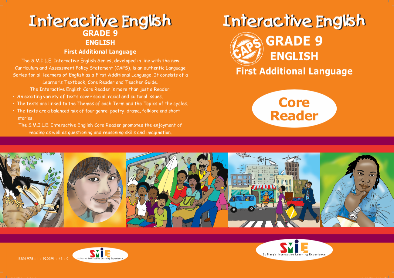 Grade 9 – Core Reader – First Additional Language