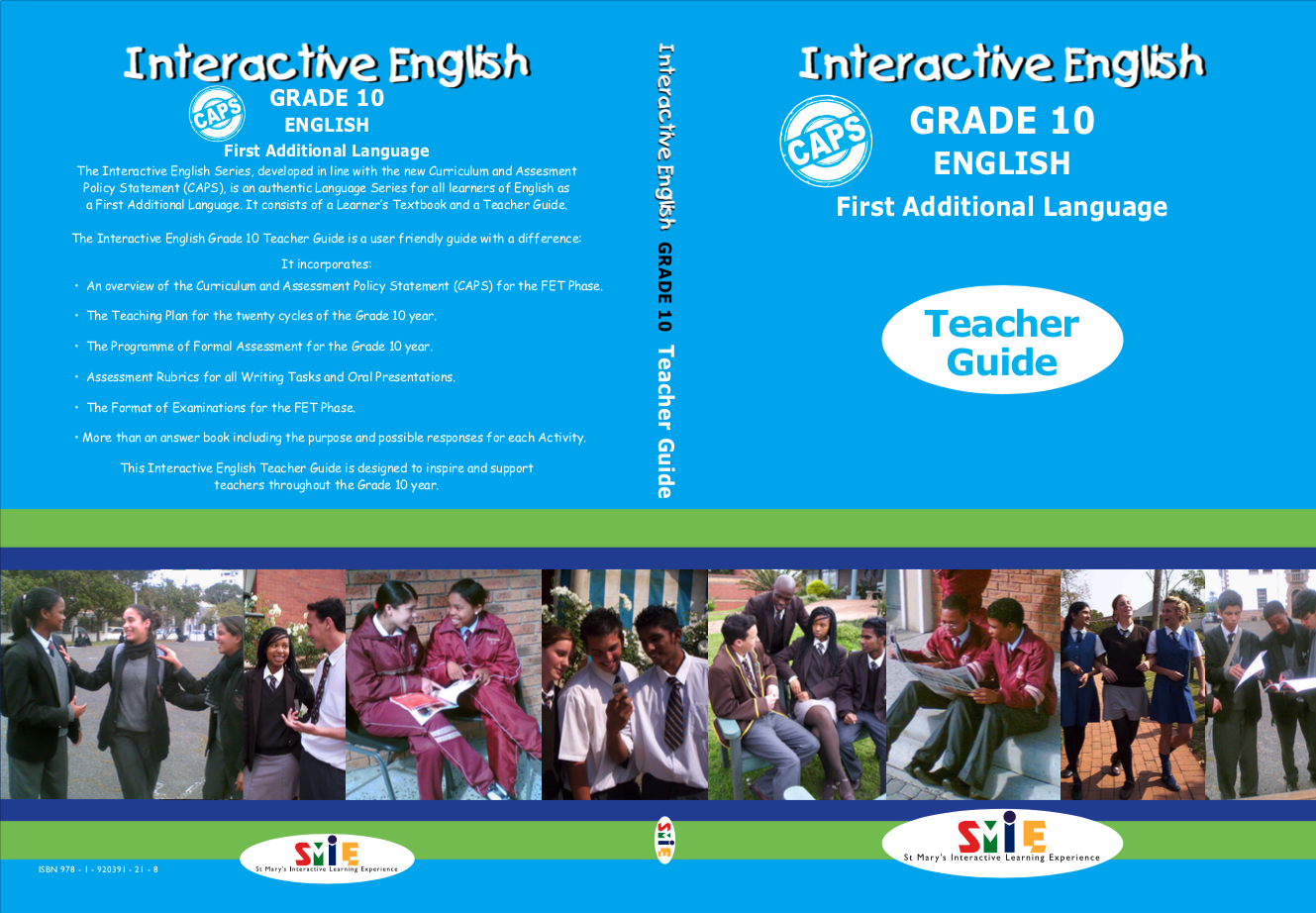 Grade 10 – Teacher Guide – First Additional Language