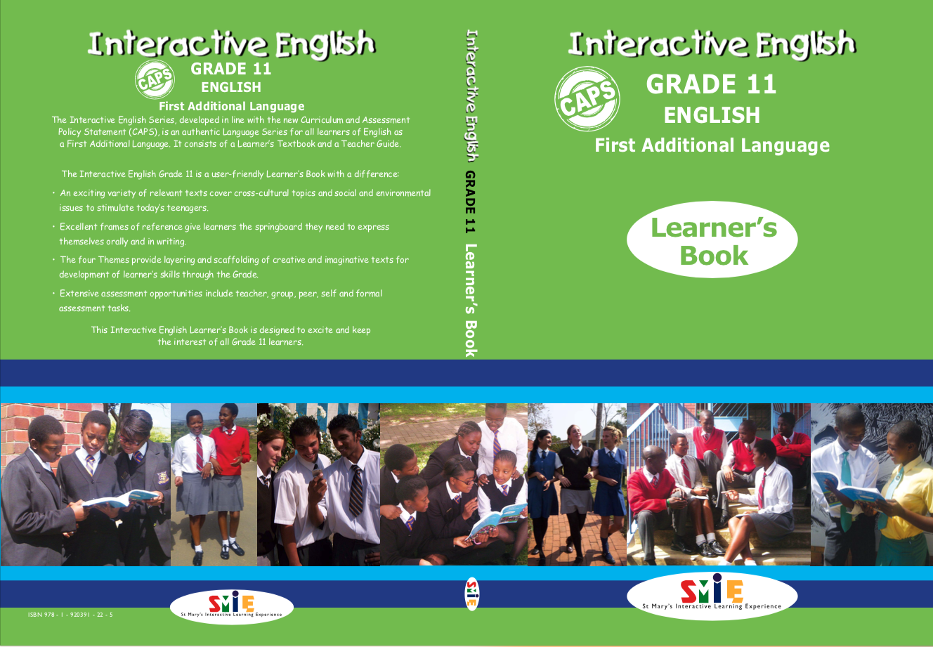 Grade 11 – Learner's Book – First Additional Language