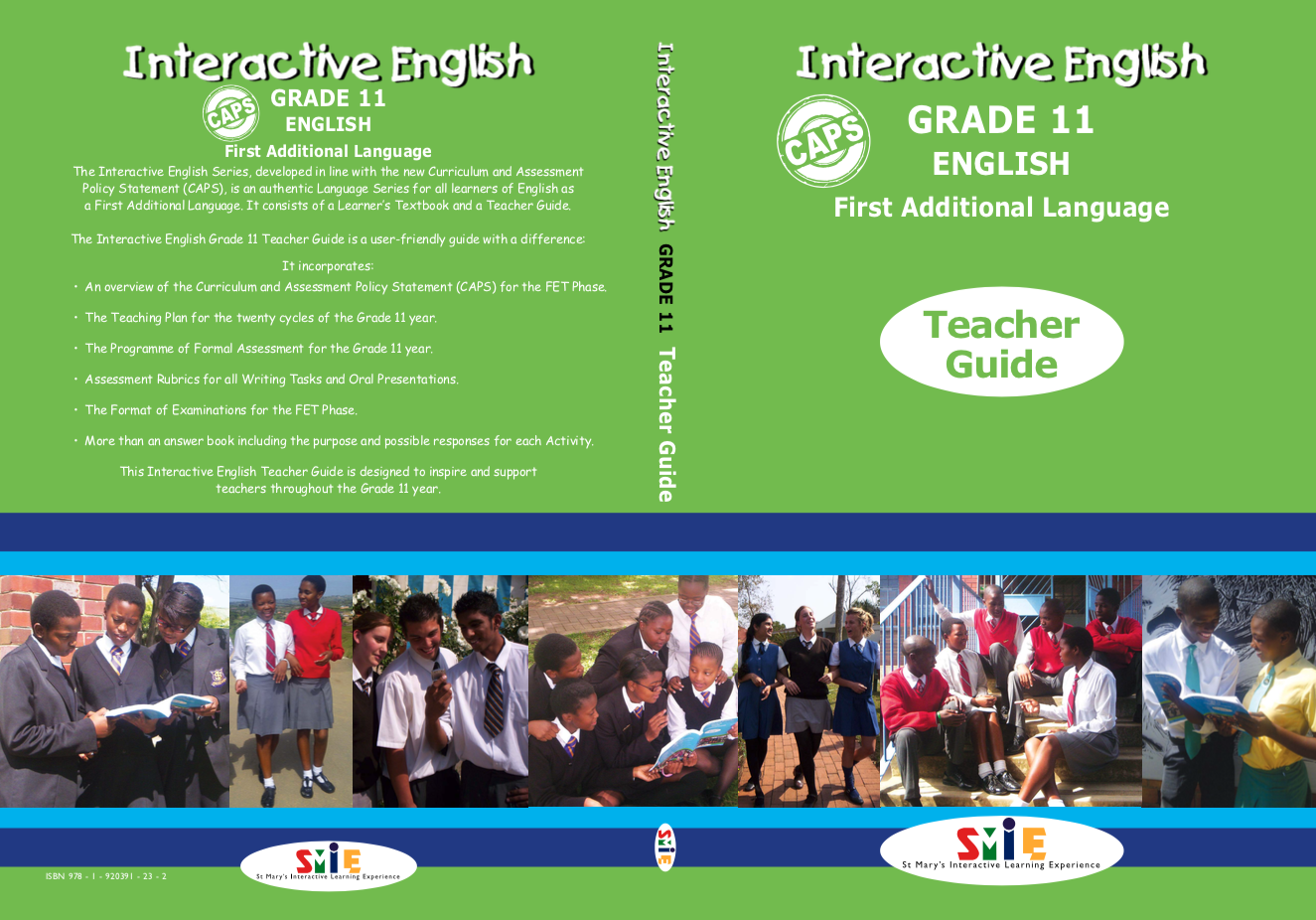 Grade 11 – Teacher Guide – First Additional Language