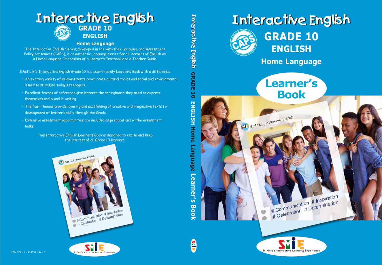 Grade 10 - Learner's Book