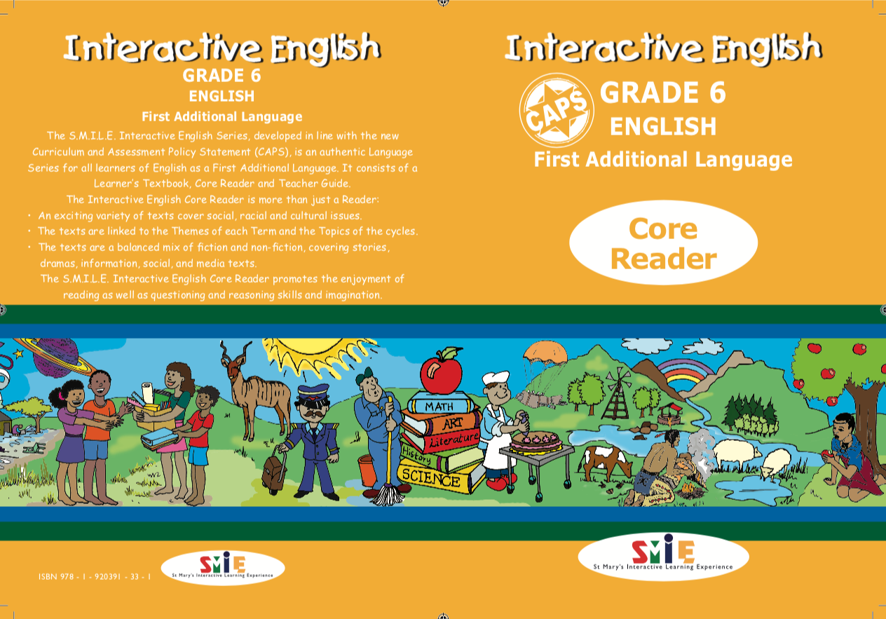 Grade 6 – Core Reader – First Additional Language