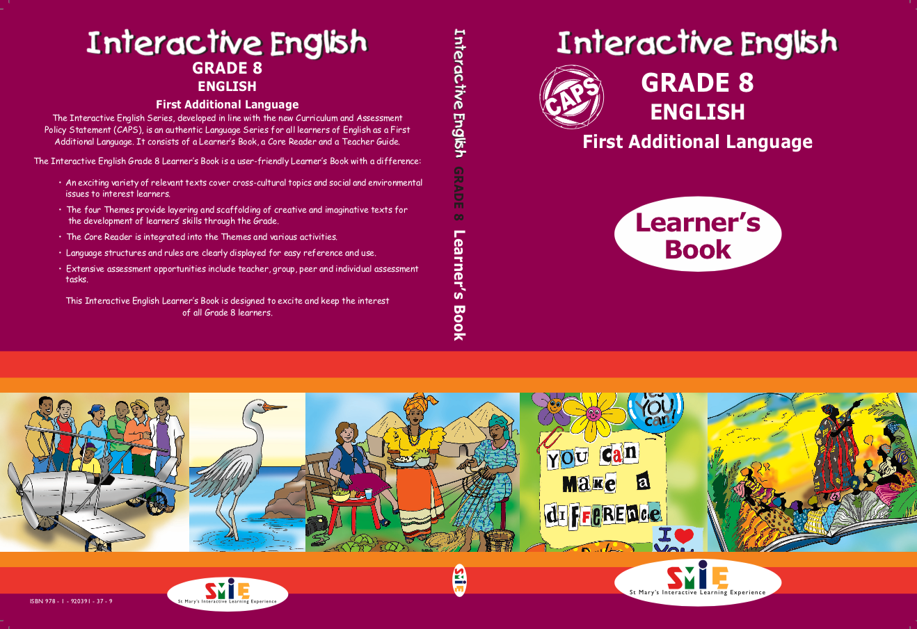 Grade 8 – Learner's Book – First Additional Language