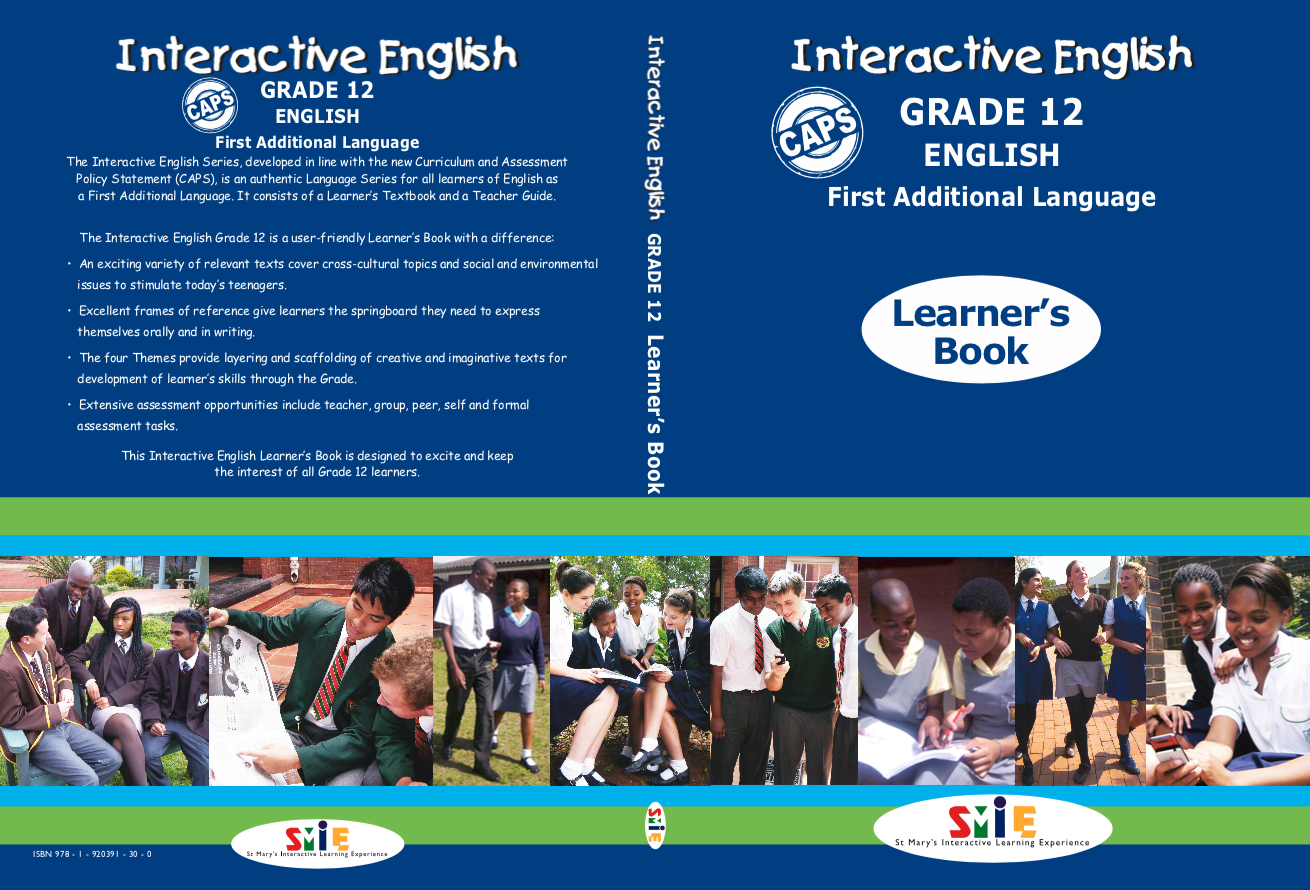 Grade 12 – Learner's Book – F.A.L.